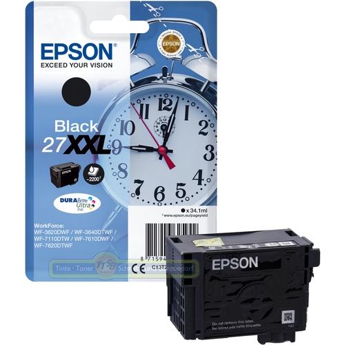 Bild Epson T2791XXL Patrone